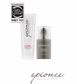 Epionce Sunscreen trio