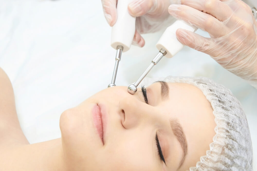 Microcurrent Treatments at Caddell's Laser Clinic